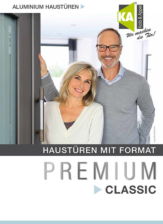 Premium Classik Haustüren