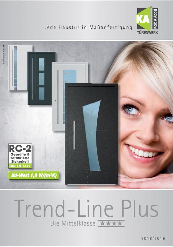 Trend-Line hochwertige Haustür günstig kaufen