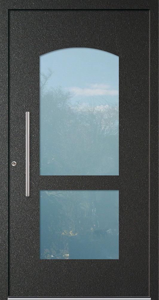 Aluminium-Haustür Modell Kamo mit Glas kaufen