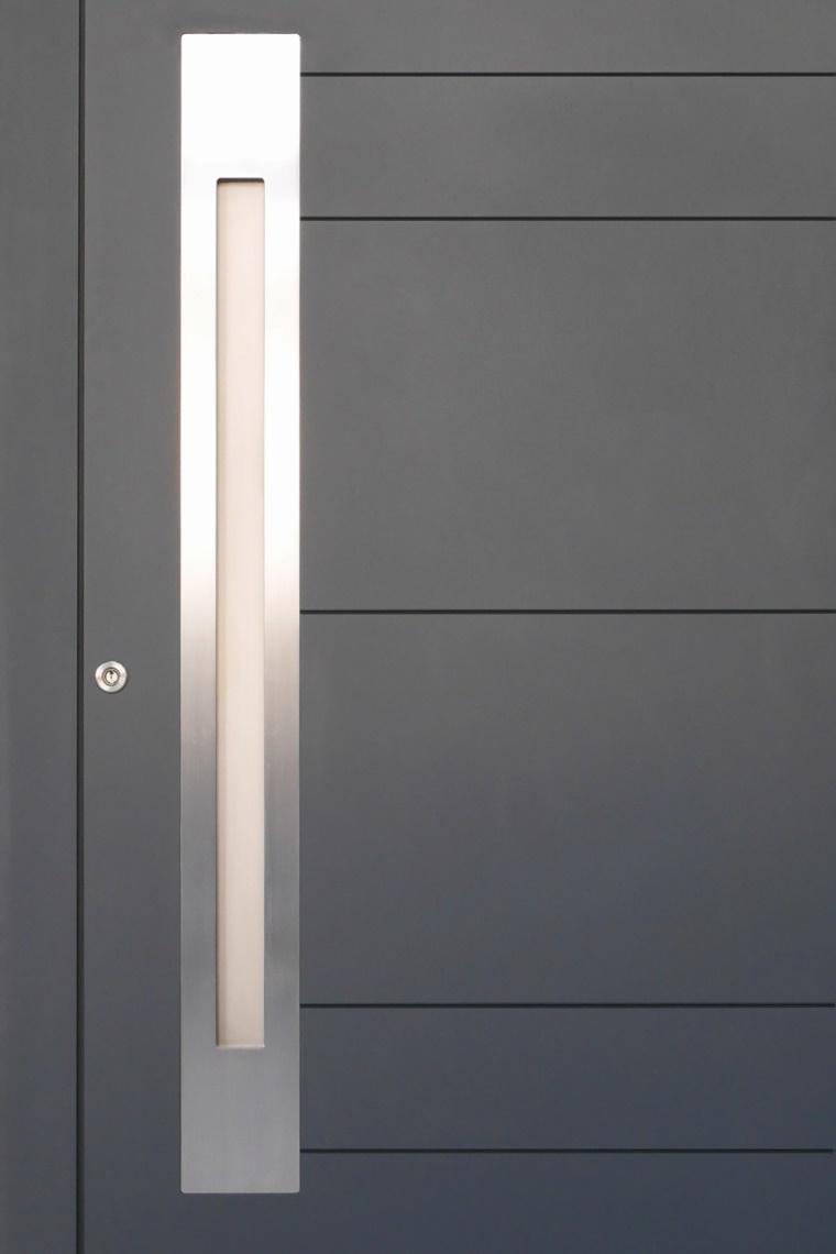 Aluminium-Haustür Traverso RC-3 Kolb