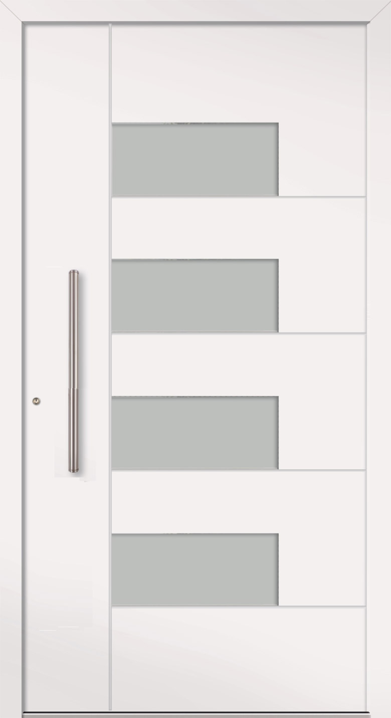 Moderne Haustür Modell HAMBURG