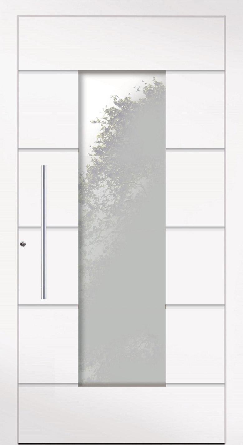 Moderne Haustür Modell ROM