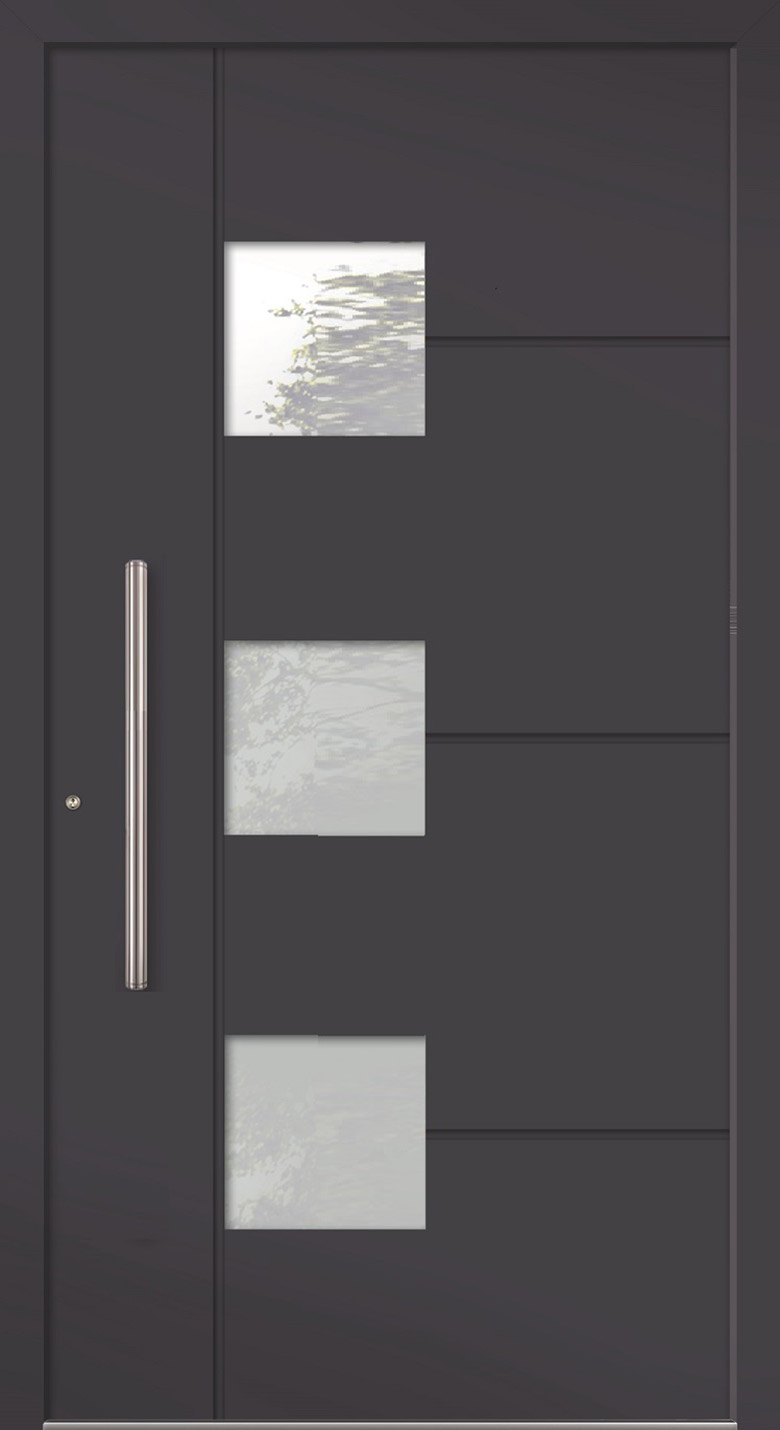 Moderne Haustür Modell TOLEDO