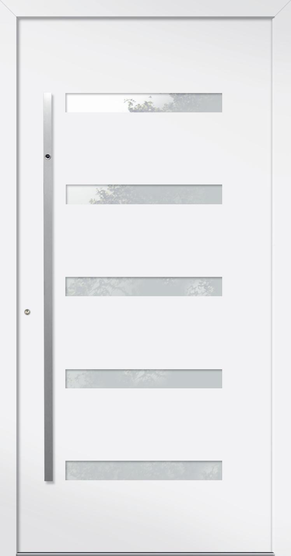 Aluminium Haustür Modern Modell KÖLN
