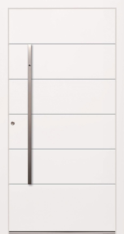 Aluminium Haustür Modern Modell ZÜRICH