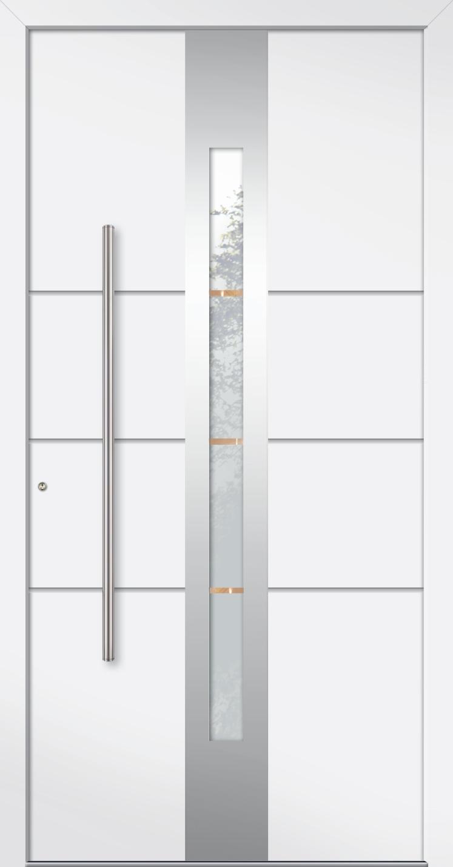 Aluminium-Haustür Modell Paris  kaufen