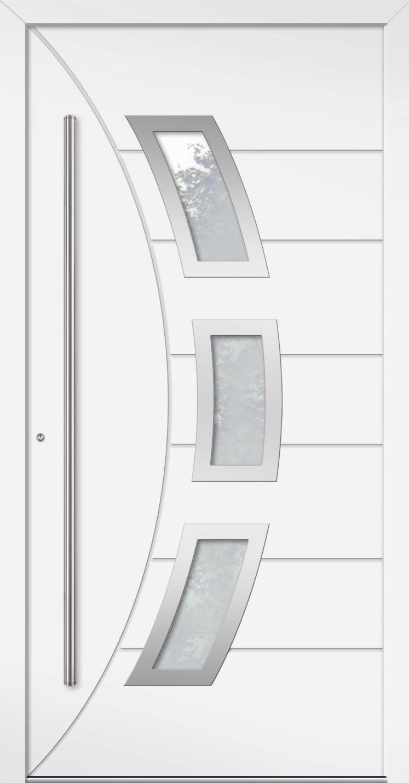 Aluminium-Haustür Modell San Francisco