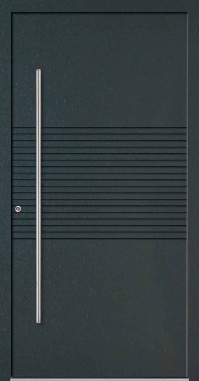 LINEARE premium Haustür aus Aluminium