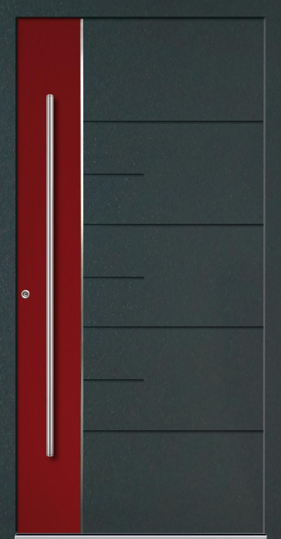 Aluminium-Haustür Sicherheit RC-3
