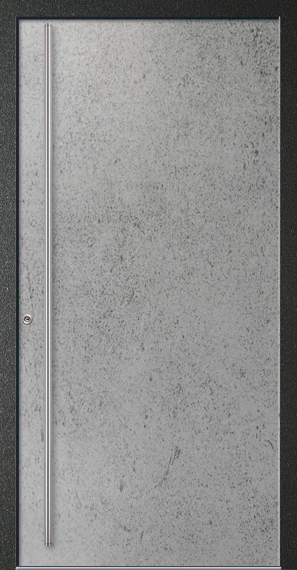 Premium Haustür Aluminium Traverso-K