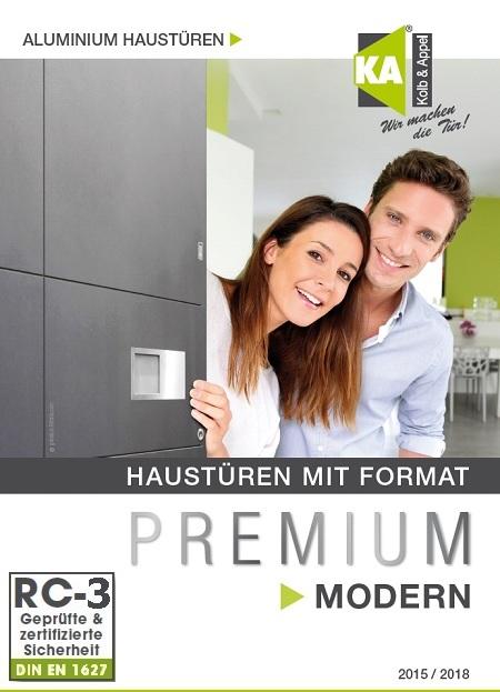 Aluminium Haustüren Premium Modern kaufen